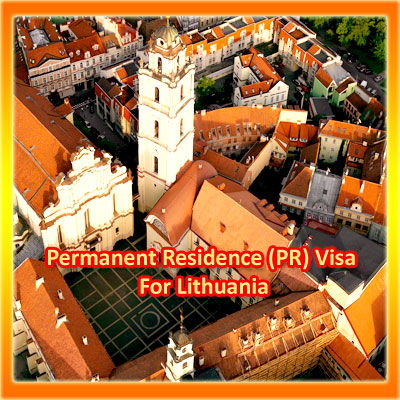 Permanent Residence (PR) Visa For Lithuania