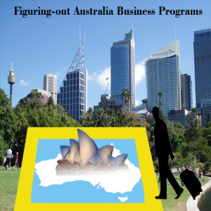 Figuring-out Australia Business Programs