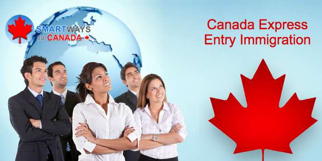 Canada Express Migration & Comprehensive Ranking System