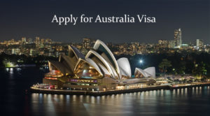 Apply for Australia visa